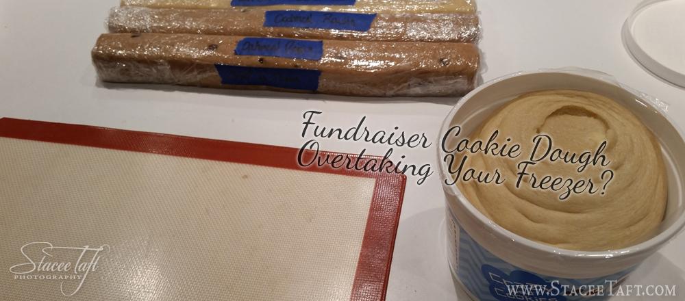 Fundraiser Cookie Dough Overtaking Your Freezer?