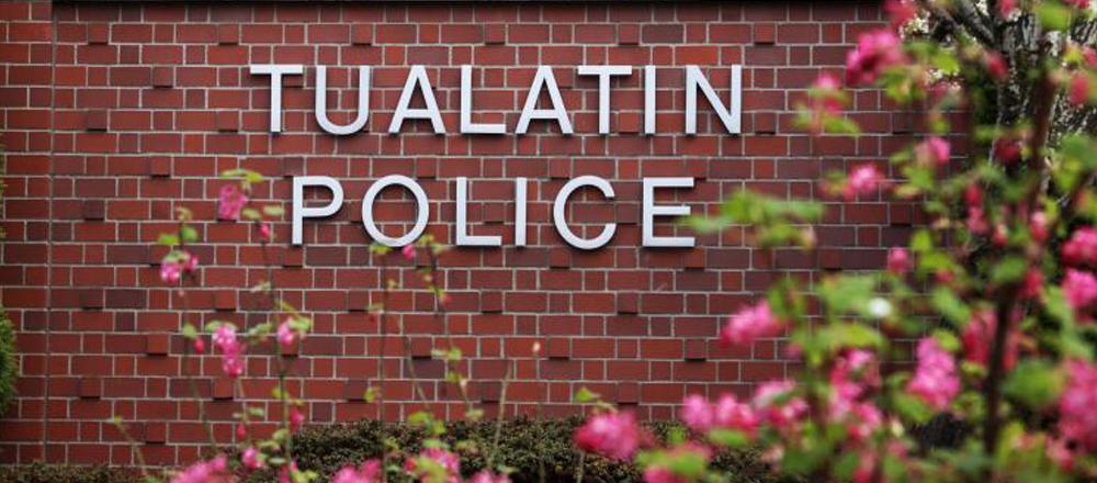 Tualatin Police Experience
